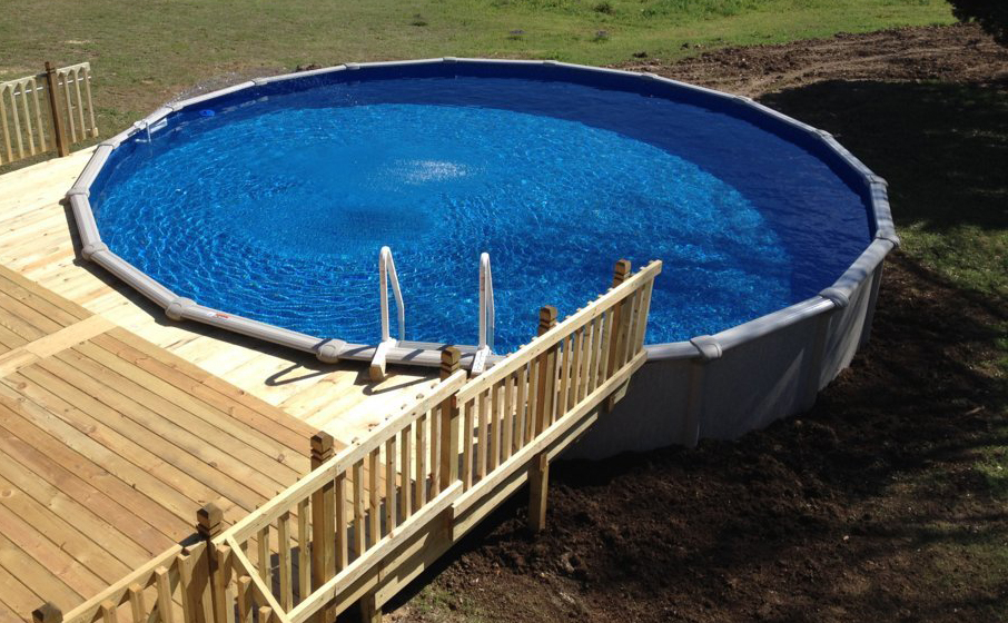 Inground liners blog for Installing pool liner in cold weather