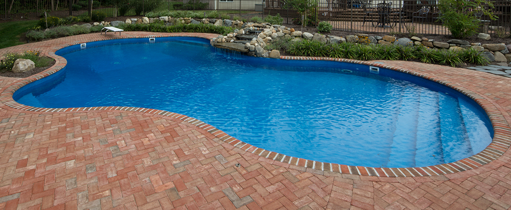 Swimming Pool Installation Service : Inground swimming pool liners and safety covers