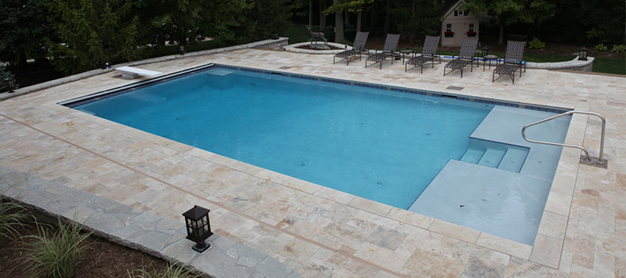 Automatic Swimming Pool Safety Cover
