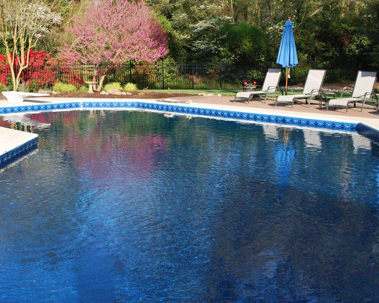 Hawthorne In-Ground Swimming Pool Vinyl Liner