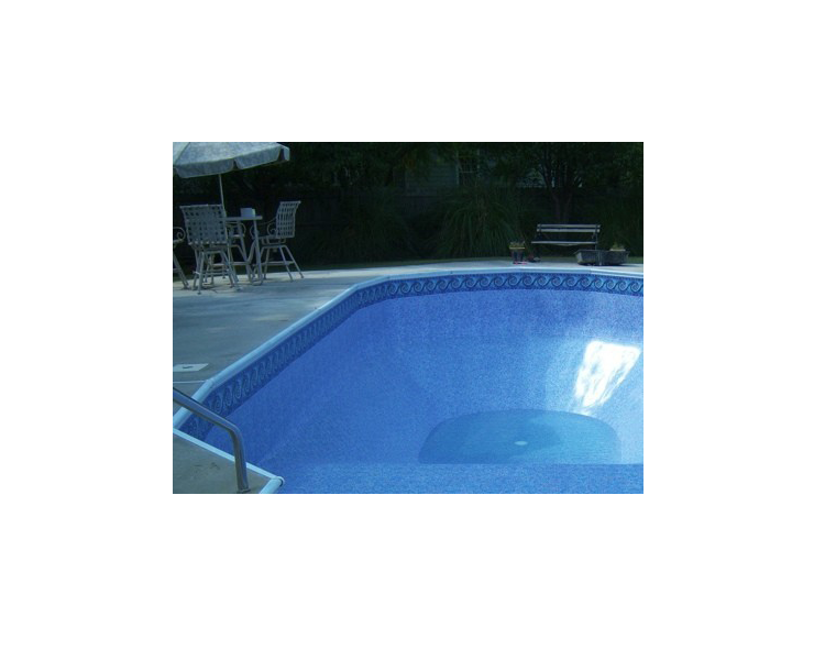 Sinclair In-Ground Swimming Pool Vinyl Liner