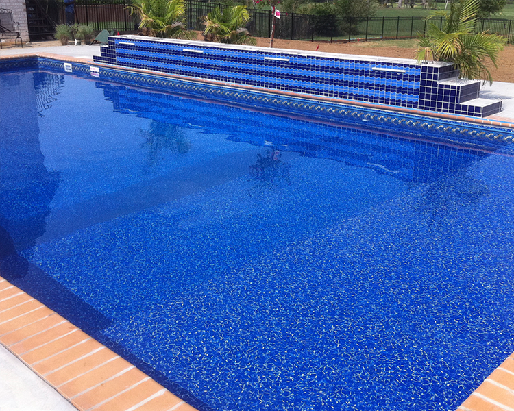 Barclay mcewen industries for Vinyl swimming pool