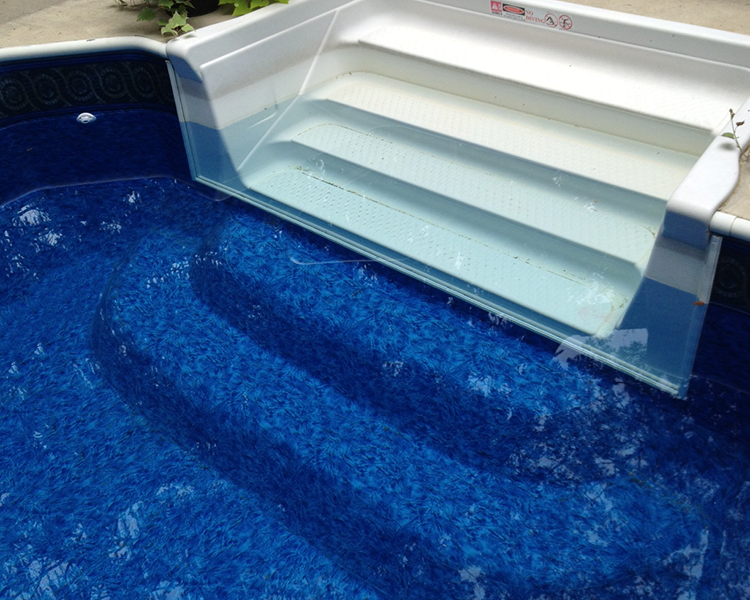Johnston In-Ground Swimming Pool Vinyl Liner