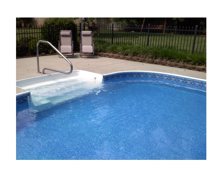 Morrison In-Ground Swimming Pool Vinyl Liner