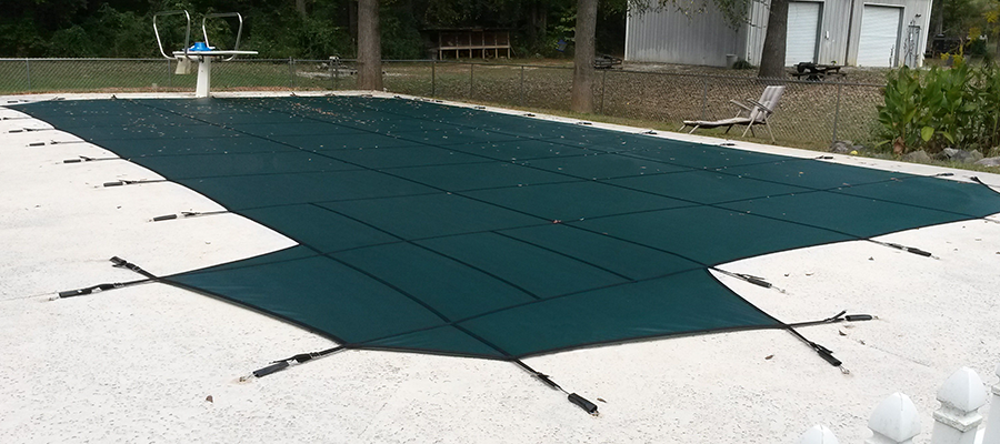 Swimming Pool Safety Cover, In-Ground pools, in-ground liners