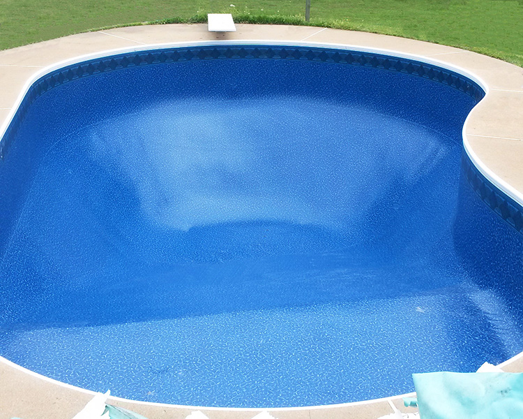 Livingston Inground Swimming Pool Liner