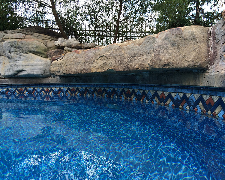 Hunter Inground Swimming Pool Liner