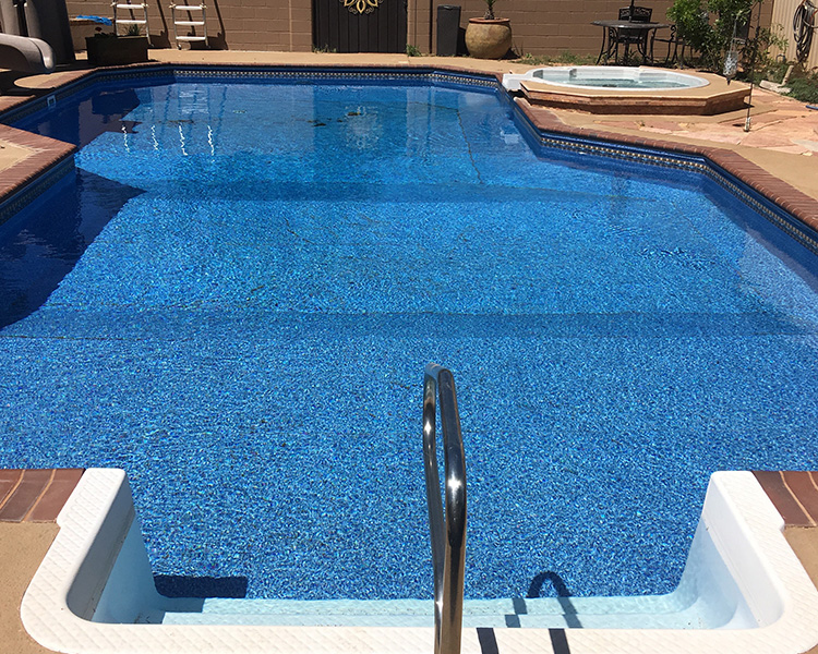 Cameron In-Ground Swimming Pool Liner