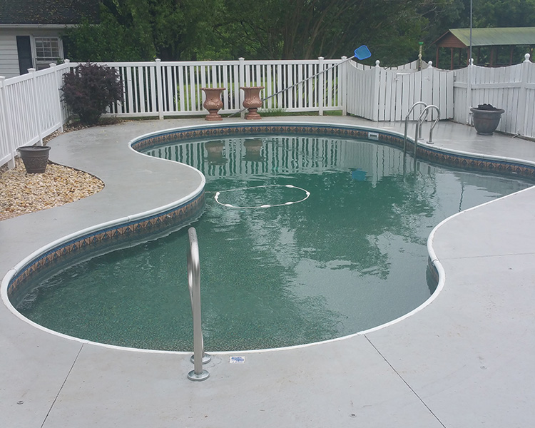 Carmichael In-Ground Swimming Pool Vinyl Liner
