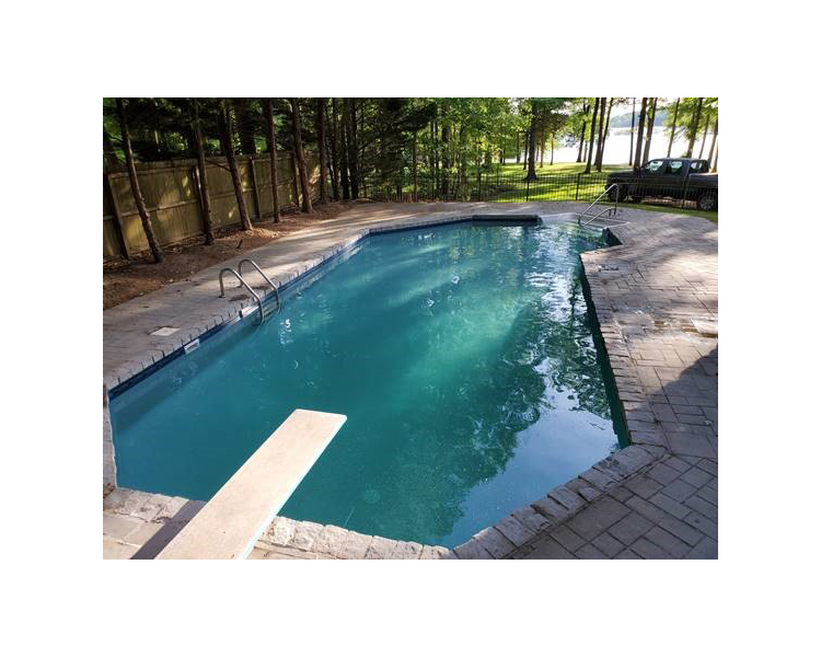cumberland in-ground pool liner