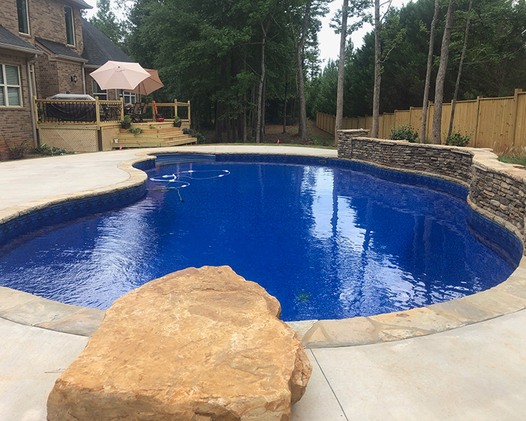 Wallace In-Ground Pool Liner